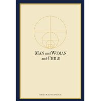 Livro de capa mole de homem e mulher e criança (208 pp.)