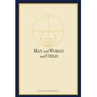 मैन एंड वूमेन एंड चाइल्ड सॉफ्टकवर किताब (208 पीपी।)