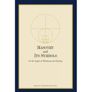 Masonry and Its Symbols Softcover book (94 pp.)